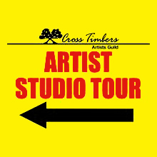 Cross Timbers Art Guild Studio Tour
